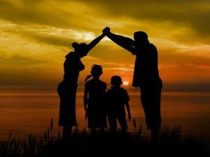 полная семья