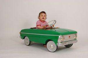 малыш в авто
