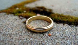 кольцо при разводе
