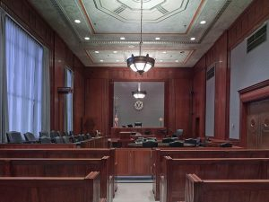 зал мирового суда
