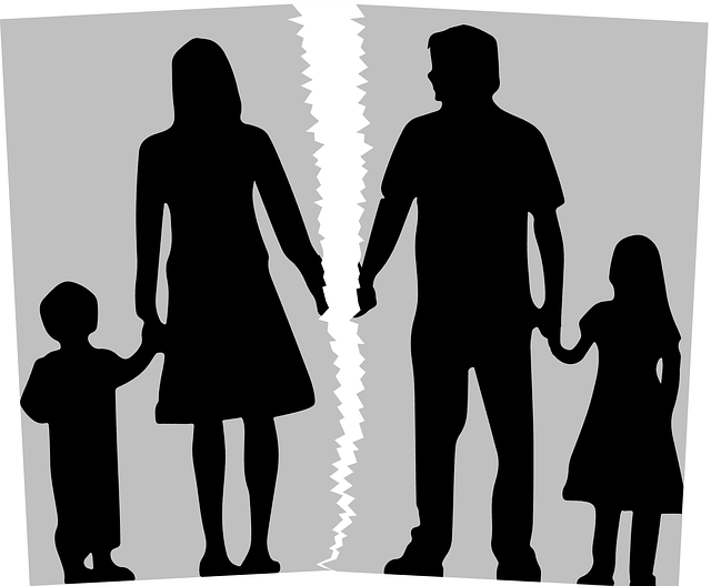 семейный разрыв