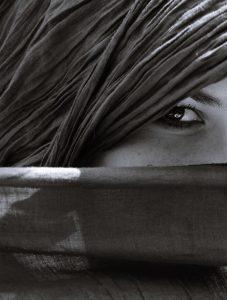 девушка мусульманка