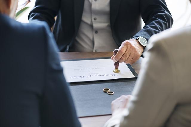 подписание брачного контракта