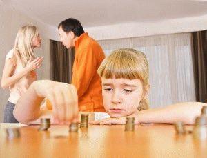 Алименты на ребенка если мать не работает