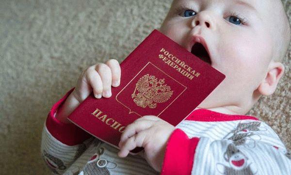 Штраф за отсутствие прописки в паспорте 2019