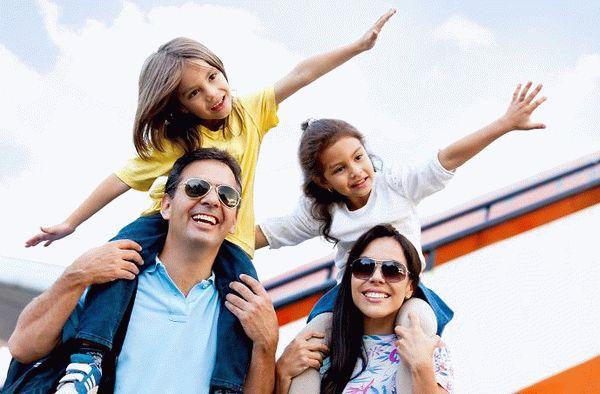 Где делают отметку в паспорте о детях
